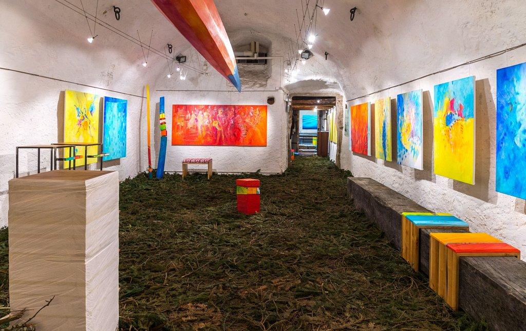 Gewölbe Galerie, Biel